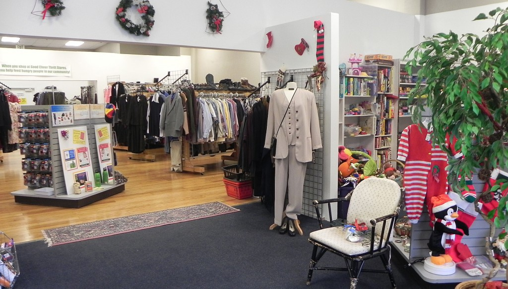 Man Cave Store Outer Banks : Clinton thrift store the rack good cheer food bank