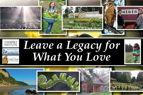 Leave a Legacy for What You Love